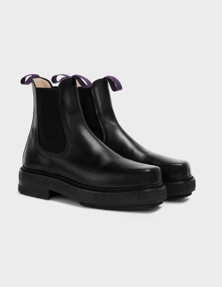 Eytys Ortega Leather Boot - Black