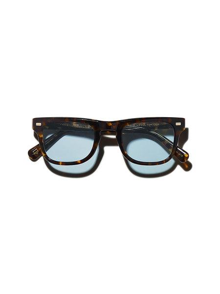 unisex Moscot Kavell Glasses - Tortoise