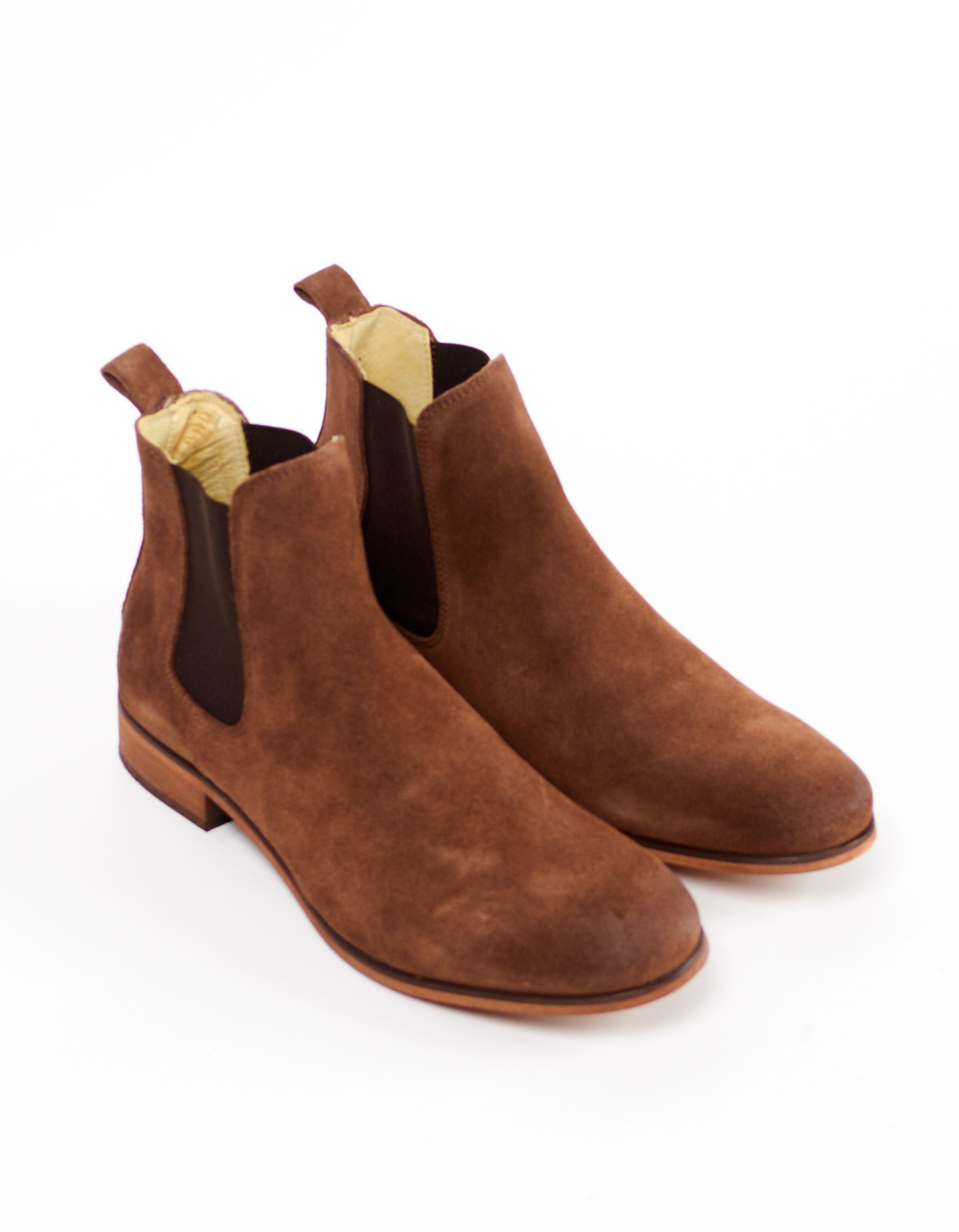 Shoe The Bear Suede Chelsea Boot Men