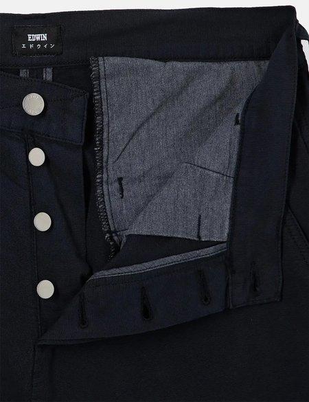 Edwin 45 Combat Pant - Navy Blue