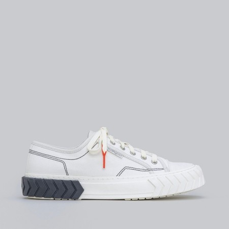 BOTH TYRES TRAINER - White