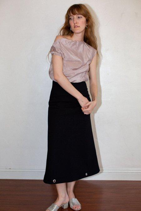 Paris Georgia Everyday Skirt - Black