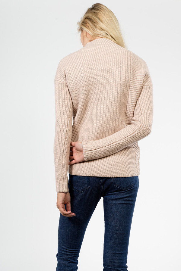 Nomia Asymmetrical Turtleneck
