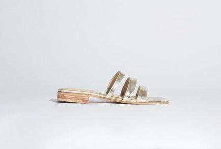 Zou Xou Lagos Sandal - Platino