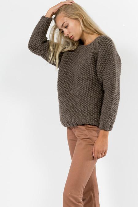 Han Starnes Andean Sweater