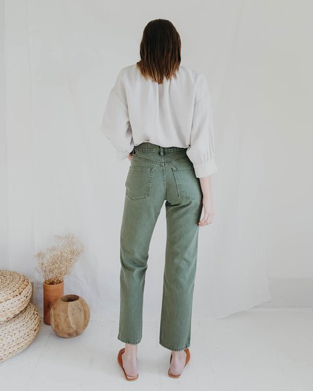 Esby HAYLEY JEAN - WASHED OLIVE