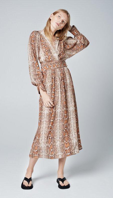 Smythe Wrap Dress
