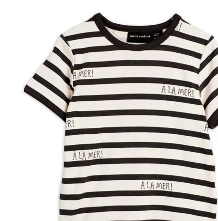 Kids Mini Rodini A La Mer Shirt