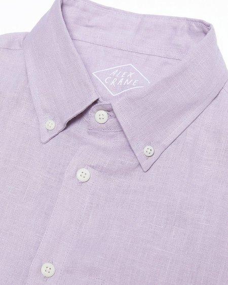 Alex Crane Playa Shirt - Lavender
