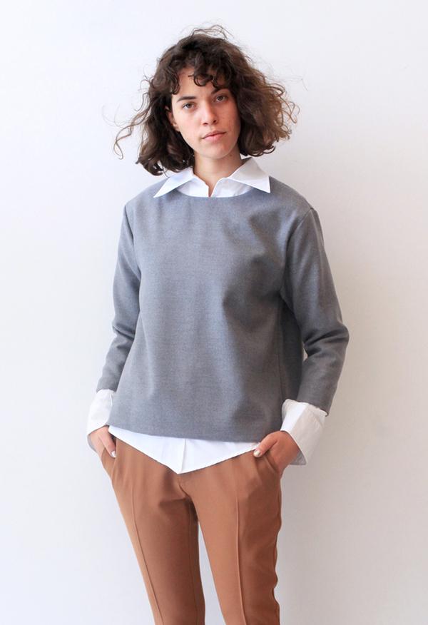 Town Clothes Storm Nona Top