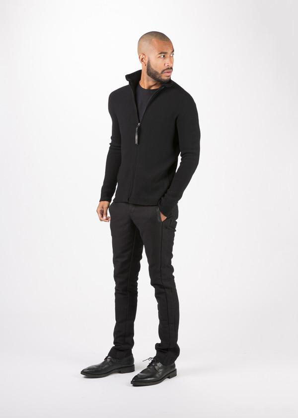 Men's Hannes Roether Nibbe Zip Sweater