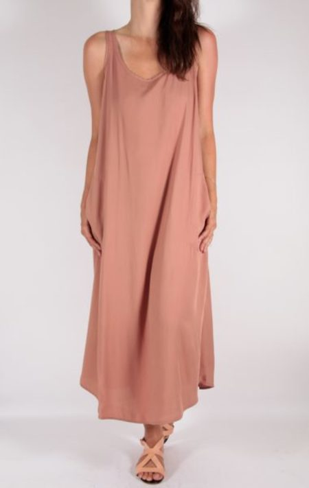 Curator Mabel Dress - Taupe