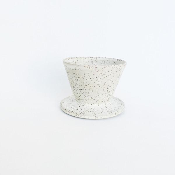 Alexandria Cummings Walnut Speckled Nesting Bowls