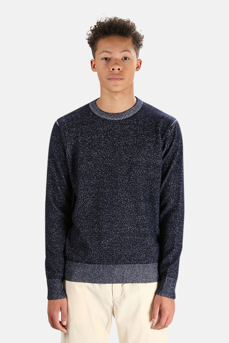 Presidents President's Vanise Crewneck Sweater - Navy Blue