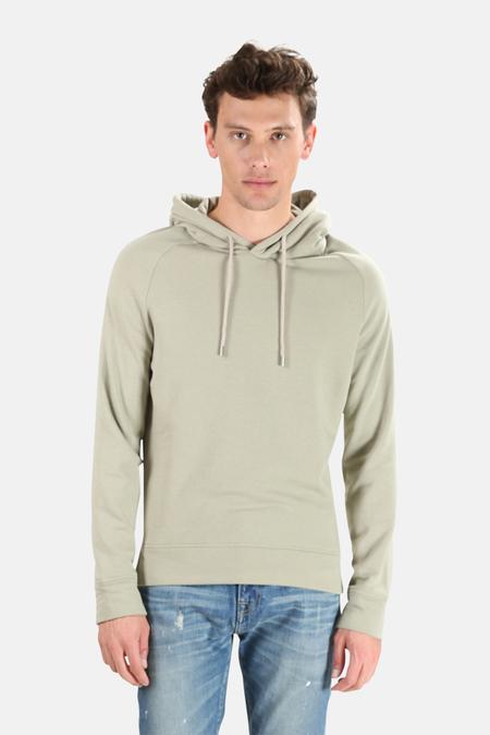 Wheelers.V Mason Pullover Hoodie Sweater - Sage
