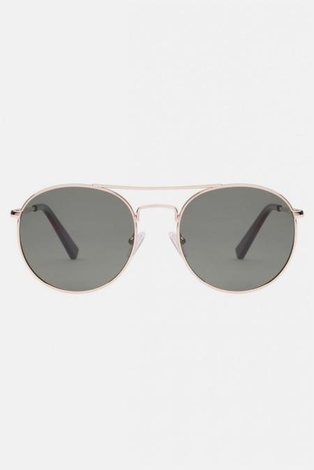 Le Specs Revolution Sunglasses - Gold
