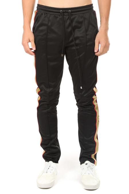 Serenede All Saints Track Pants - Black