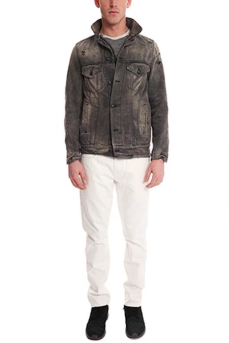 R13 Boy Jeans - White