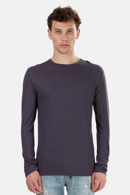 Blue&Cream 66 LS T-Shirt - Midnight Blue