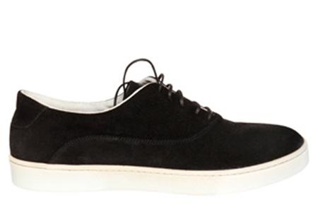 PUMA by Hussein Chalayan Urban Soligo Suede Sneakers - Black