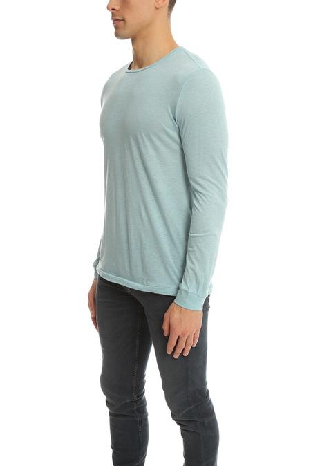 Blue&Cream 66 Long Tee Shirt - Mint