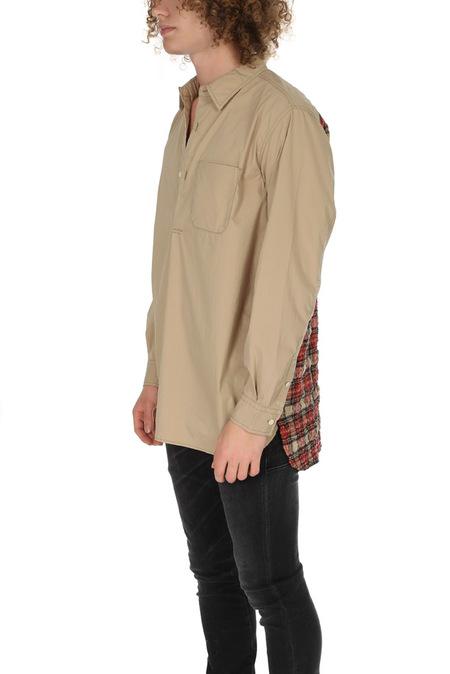 Onestroke Typewriter PO Shirt - Beige