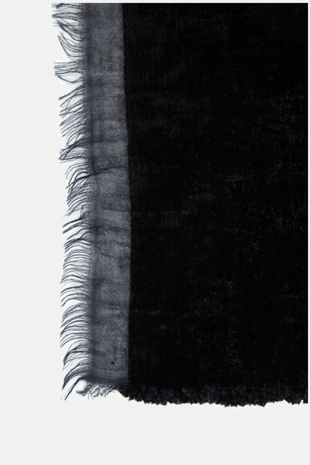 Faliero Sarti Mini Scarf - Black 221