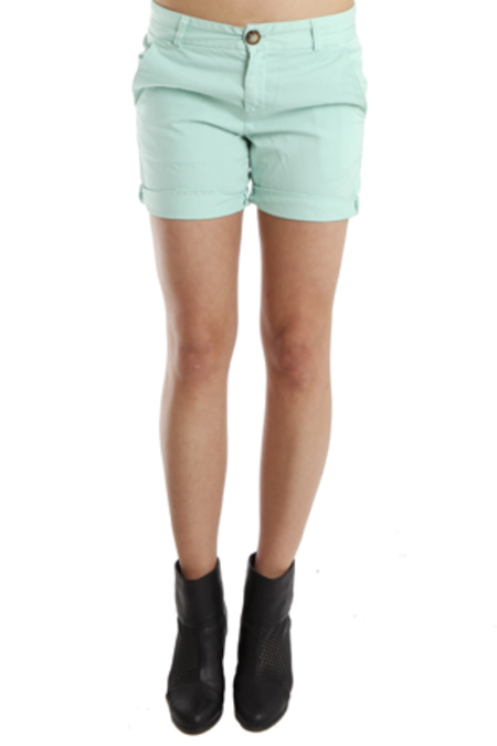 Current Elliott Current/Elliott The Captain Roll Short - Harbor Green