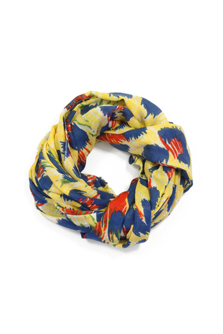 We Are Owls Jaguar Scarf - Yellow