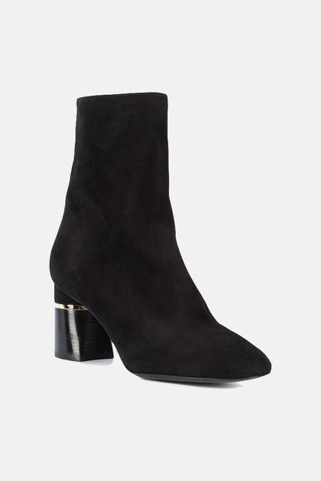 3.1 Phillip Lim Drum Boot Shoes - Black