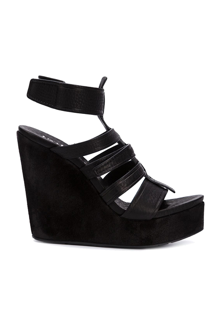 Pedro Garcia Taylin Sandal Shoes - Black