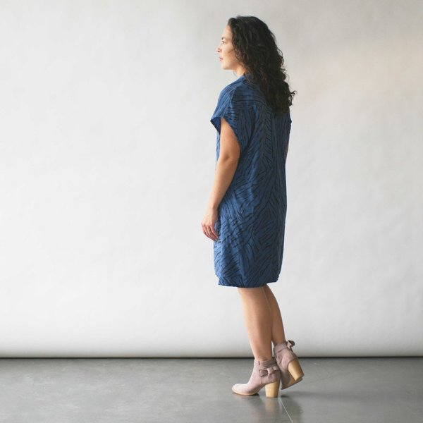 Make It Good Delicata Kimono Dress in Ultra