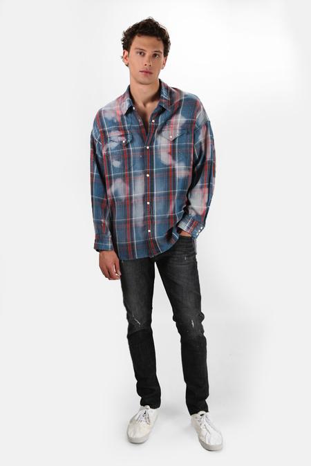 R13 Boy Jeans - Hardwin Black