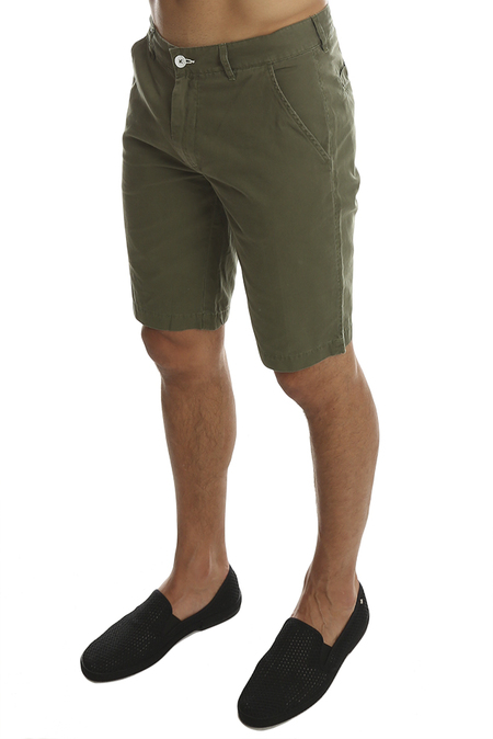 Loomstate Gates Short - Olive Green