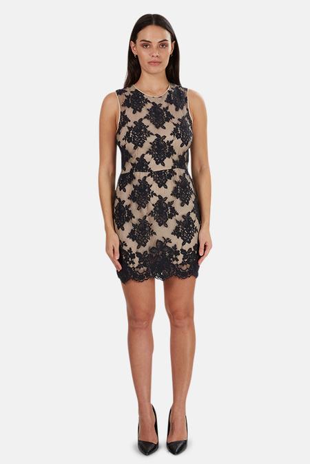 3.1 Phillip Lim Sleeveless Lace Dress - Midnight