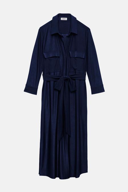 L'Agnece Rivi Shirt Dress - Indigo