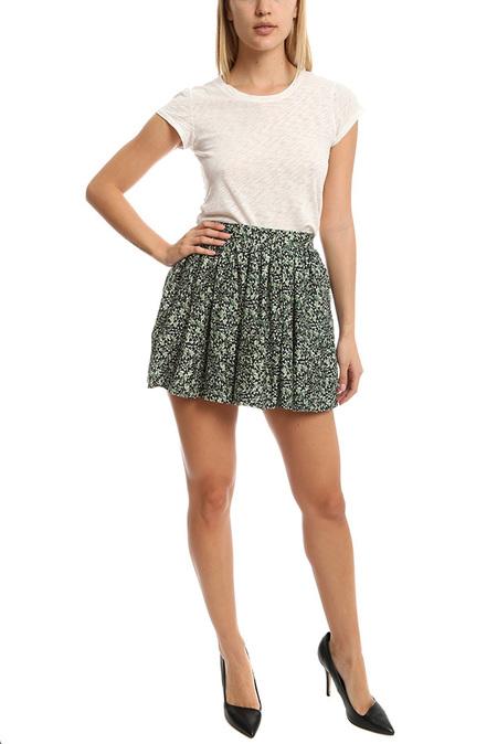 Roseanna Lou Clover Skirt - Foret