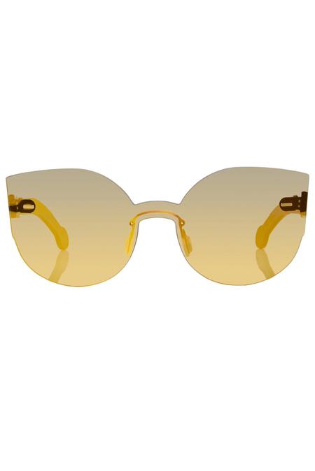 Retrosuperfuture Tuttolente Lucia Sunglasses - Gold