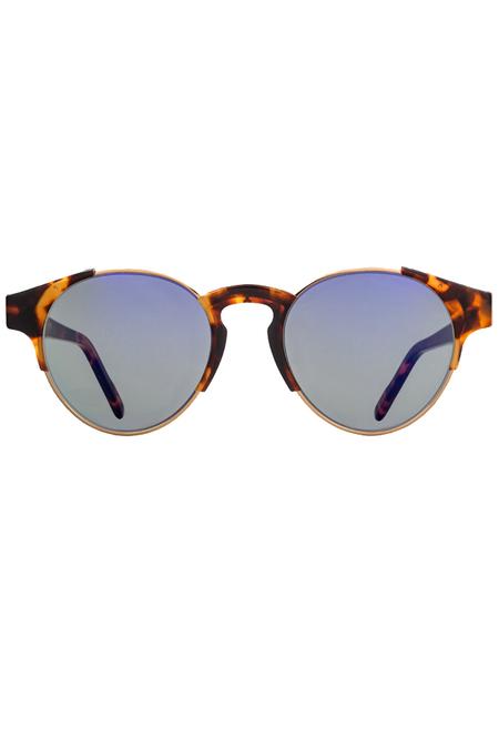Retrosuperfuture Arca Sunglasses - Infrared