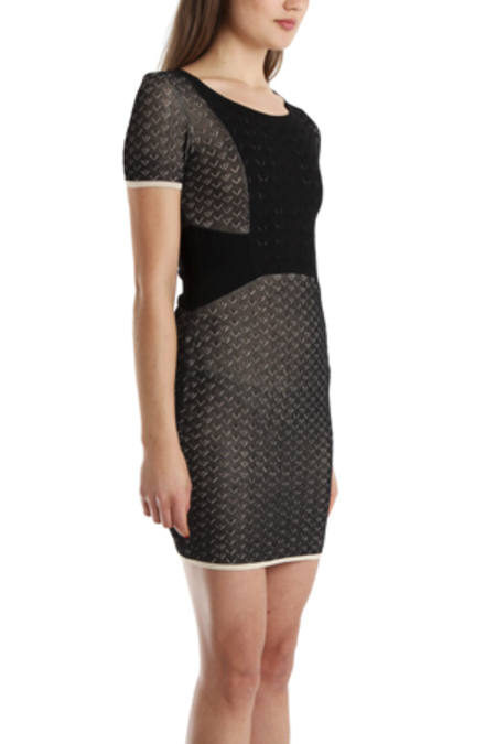 Rag & Bone Betsy Dress - Black