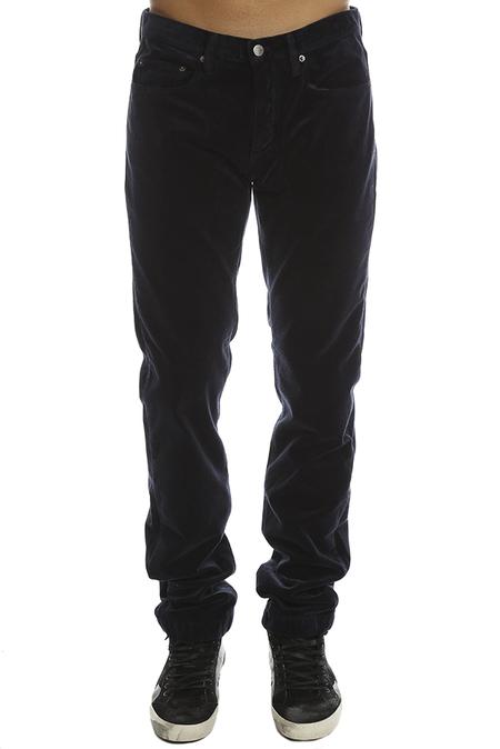massimo alba Pants - Navy