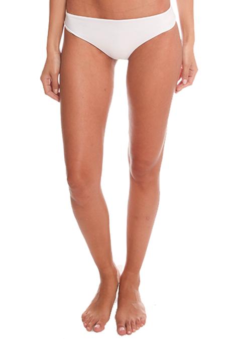 Tori Praver Hoku Bottom Swimwear - White