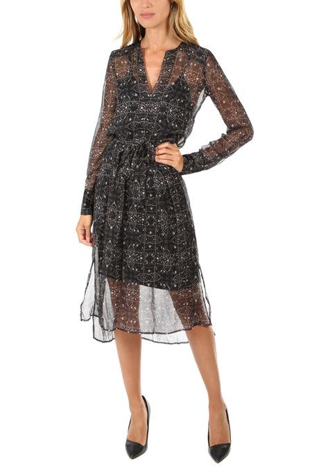 Magali Pascal Zeli Dress - Ethnic Black