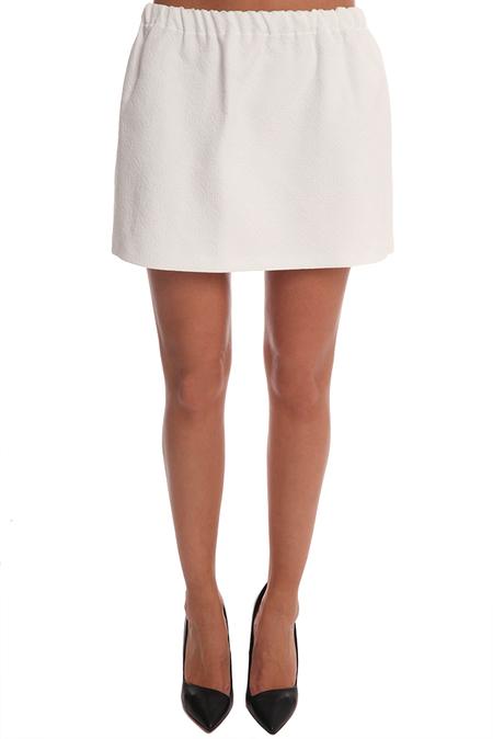 Gat Rimon Nely Skirt - Blanc