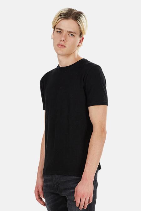 V::ROOM Vintage Basic Crew T-Shirt - Black