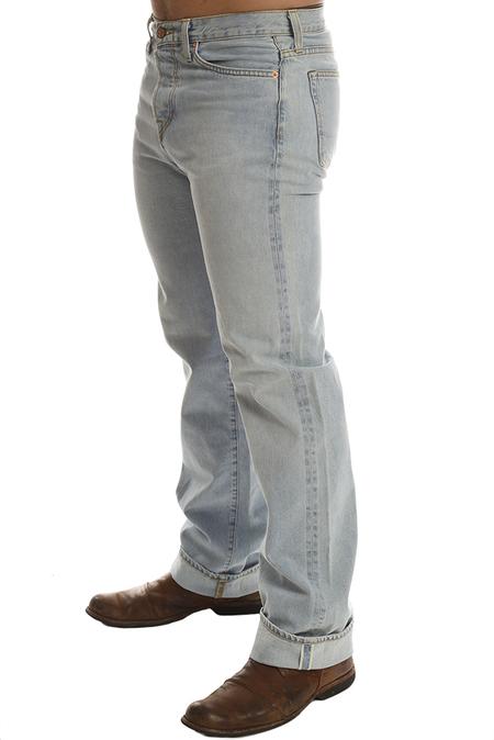 Simon Spurr by Classic 207 Light Jeans - Blue