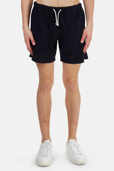 La Paz Formigal Beach Shorts - Dark Navy