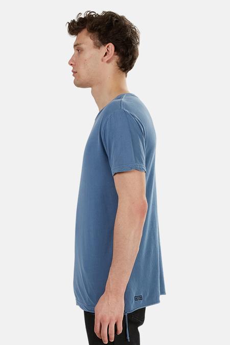 Ksubi Seeing Lines T-Shirt - Blue