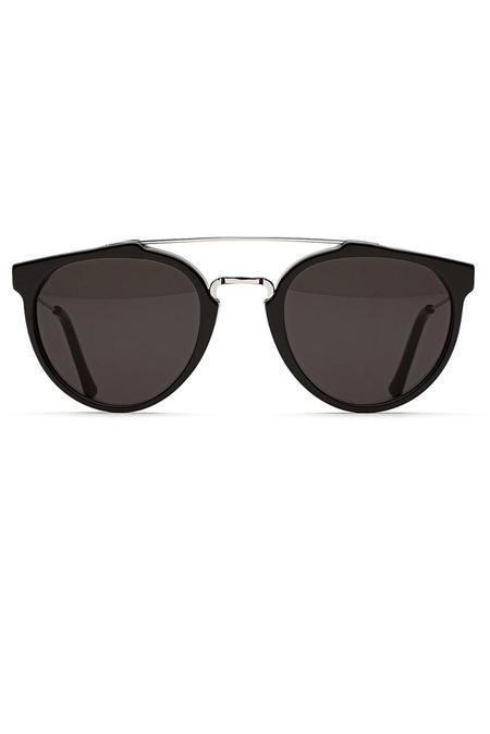 RETROSUPERFUTURE Giaguaro Sunglasses - Black