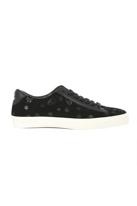 Lucien Pellat-Finet Monogram Mix Sneaker Shoes - Black